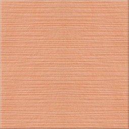 Плитка для пола Керабуд Акварель 3 3П оранжевая 33.3x33.3