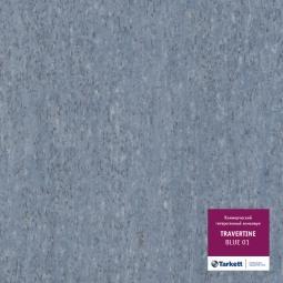 Линолеум коммерческий гетерогенный Tarkett Travertine Blue 1 3 м