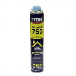 Клей Tytan Styro 753 для наружной теплоизоляции, 750 мл