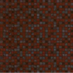Плитка для пола Береза-керамика Квадро бордовый 42х42