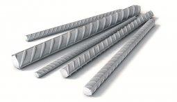 Арматура стальная А500С, ГОСТ Р 52544-2006, 10 мм (11.7 м)