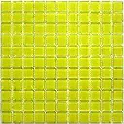 Мозаика Bonаparte Sun glass желтая глянцевая 30x30