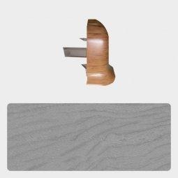Наружный угол (блистер 2 шт.) Т-пласт 036 Дуб Серый