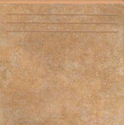 Ступень Kerama Marazzi Олимпико 3351\GR 30.2х30.2 коричневый