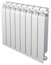 Радиатор алюминиевый Sira  S2 500 7 секций