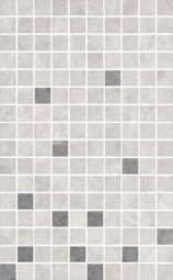 Декор Kerama Marazzi Мармион MM6268A 25х40 серый
