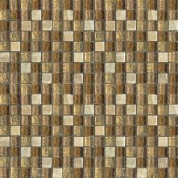 Мозаика Elada Crystal+Stone HK-31 карамельный микс 32.7x32.7
