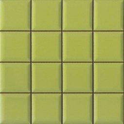 Плитка для стен Сокол Моно MC7 зеленая глянцевая 33х33