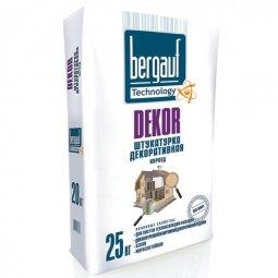 Штукатурка Bergauf DECOR COROed декоративная 2,5 мм