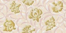 Плитка для пола Kerabel Дактель Лиловая 34.5x34.5