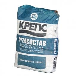 Ремонтный состав Крепс Ремсостав 25 кг