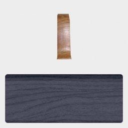 Соединитель (блистер 4 шт.) Т-пласт 035 Дуб Синий