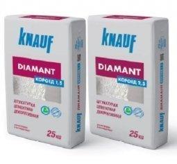 Штукатурка Knauf Диамант Короед декоративная 2,5 мм
