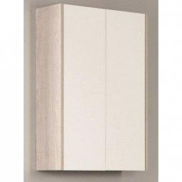 Шкаф Aquaton Йорк 2 створчатый белый/ясень