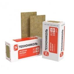 Базальтовый утеплитель Технониколь ТехноФас Оптима 125кг/м3 1200x600x100/3 пл.