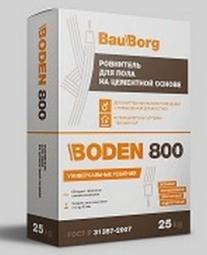 Ровнитель для пола Челси Boden 800 на цементной основе 25кг