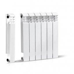Радиатор биметаллический Viertex 350-80С 8 секц.