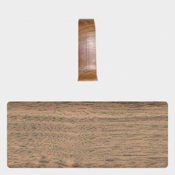 Соединитель (блистер 4 шт.) Т-пласт 016 Пестрое Дерево