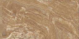 Керамогранит Kerranova Premium marble полированный коричневый 30x60