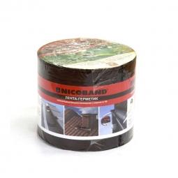 Лента самоклеящаяся Технониколь Nicoband коричневая (3м х 10см)