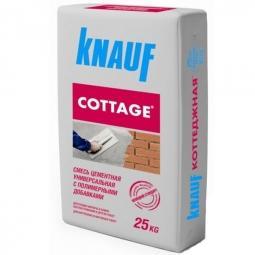 Штукатурка Knauf Коттеджная 25 кг