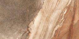 Керамогранит Kerranova Genesis полированный коричневый 30x60