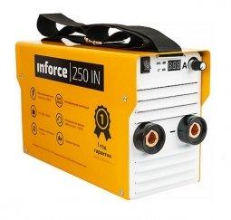 Инверторный сварочный аппарат Inforce 250 + провода