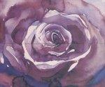 Панно Cracia Ceramica Arabeski Purple Panno 02 50x60