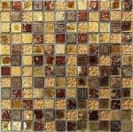 Мозаика Bonаparte Antik-2 коричневая глянцевая 30x30