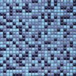 Мозаика Elada Ceramic SH-11AHP01 синий микс 30x30