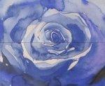 Панно Cracia Ceramica Arabeski Blue Panno 02 50x60