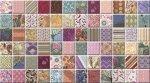 Декор Ceradim Gerbera Dec Mozaic Random 25x45