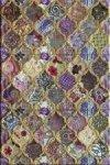 Панно Ceramica Latina Damasko Conjunto textil 3pz 50x75